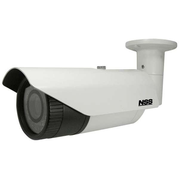 【屋外用】監視カメラ「AHD防水暗視バリフォーカルカメラ」 NSC-AHD942