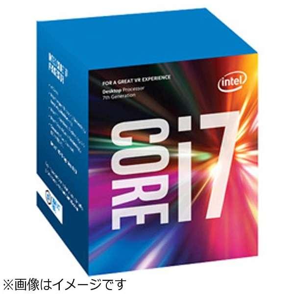 Core i7-7700 BOX品