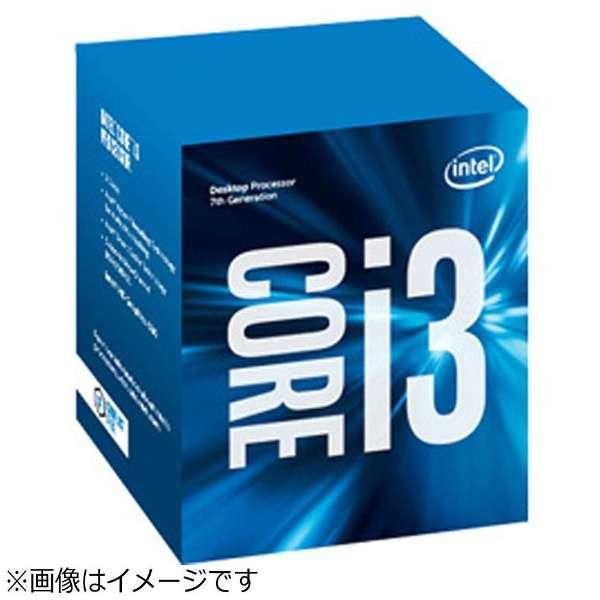 Core i3-7350K BOX品 [CPU]
