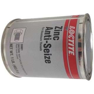 ロックタイト 焼き付防止潤滑剤 アンチシーズZINC 454g 39901