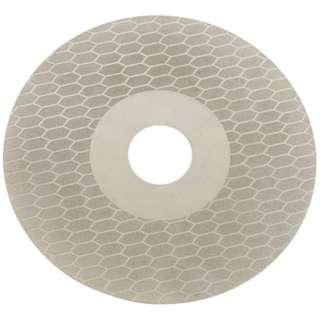 TRUSCO 電着ダイヤモンドディスク 100X0.73X20H 1200# TEDW-1200 《※画像はイメージです。実際の商品とは異なります》