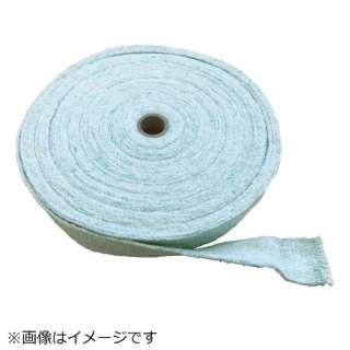 TRUSCO 生体溶解性セラミック焼成テープ 厚み2.0X幅100X30m TSCBT2-100-30-A 《※画像はイメージです。実際の商品とは異なります》