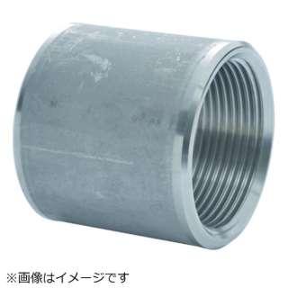 TRUSCO ねじ込み管継手 SUS テーパーソケット 20A TTS-20A 《※画像はイメージです。実際の商品とは異なります》