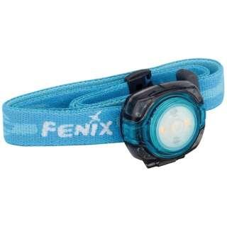 FENIX LEDヘッドライト HL05 HL05BLUE