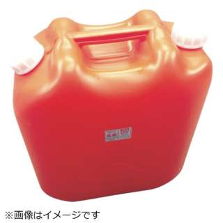 コダマ 灯油缶KT001 赤 KT-001-RED 《※画像はイメージです。実際の商品とは異なります》