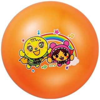 それいけ!アンパンマン カラフル8号ボール オレンジ