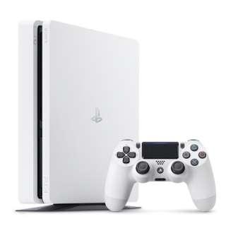 PlayStation 4 (プレイステーション4) グレイシャー・ホワイト 500GB [ゲーム機本体] CUH-2000AB02