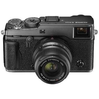 F X-PRO2LK-23F2-GR ミラーレス一眼カメラ XF23mmレンズキット グラファイトグレー [単焦点レンズ]