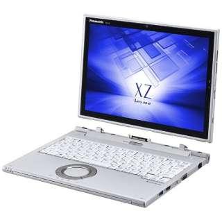 CF-XZ6HDBQR ノートパソコン Let's note(レッツノート)XZシリーズ [12.0型 /intel Core i5 /SSD:256GB /メモリ:8GB /2017年2月モデル]
