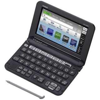 電子辞書 「エクスワード(EX-word)」(英語モデル、150コンテンツ収録) XD-G9800BK (ブラック)