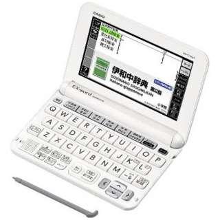 電子辞書 「エクスワード(EX-word)」(イタリア語モデル、100コンテンツ収録) XD-G7400