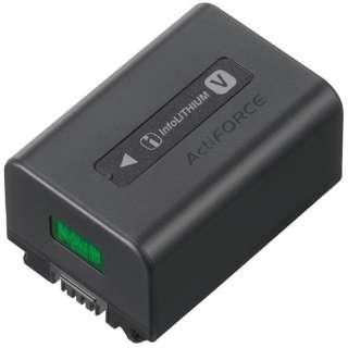 リチャージャブルバッテリーパック NP-FV50A