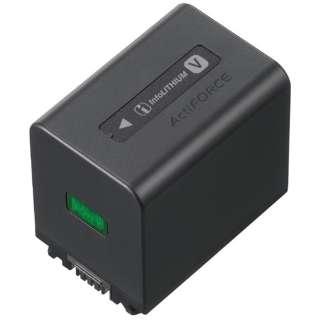 リチャージャブルバッテリーパック NP-FV70A