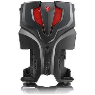7RE-002JP ゲーミングデスクトップパソコン VR ONE ブラック [モニター無し /SSD:512GB /メモリ:32GB /2017年1月]