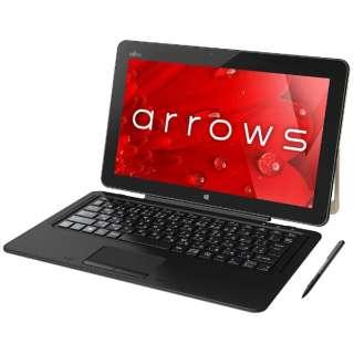 FARR77B1 Windowsタブレット arrows TabRHシリーズ  RH77/B1 ゴールド [12.5型 /intel Core i5 /SSD:256GB /メモリ:4GB /2017年1月モデル]