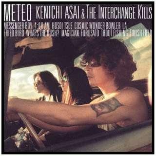 浅井健一&THE INTERCHANGE KILLS/ METEO 【CD】