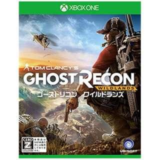 ゴーストリコン ワイルドランズ【Xbox Oneゲームソフト】
