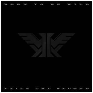 EXILE THE SECOND/BORN TO BE WILD(CD+3Blu-ray) 【CD】