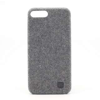 iPhone 7用 ケース Wool グレー CSI7WOGR