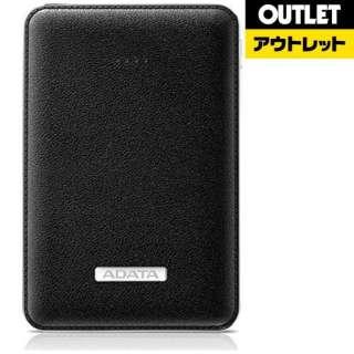 【アウトレット品】 モバイルバッテリー [2ポート /microUSB /充電タイプ] APV120-5100M-5V ブラック 【外装不良品】