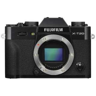 X-T20-B Mirrorless interchangeable-lens camera Cameras black [Body simple substance]