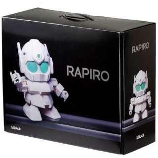 RAPIRO ラピロ [SSCI015509]〔ロボットキット〕【STEM教育】
