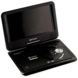 PDP-WM90 ポータブルDVDプレーヤー BLACK/WHITE [9V型 /ワンセグ /容量5000mAh、2.0A以上で画面ON時約2時間30分、画面OFF時約4時間使用可能 /再生可能メディア:12cm CD/CD-R、12cm DVD/DVD-R、SD、MMC、USBフラッシュメモリー(16GBまで再生可能)再生可能データメディ