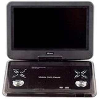 PDP-M116 ポータブルDVDプレーヤー BLACK [11.6V型 /再生可能メディア:12CM CD/CD-R、12CM DVD/DVD-R、SD/MMC/USBフラッシュメモリー(16GB) 再生可能データメディア:DVD/CD/VCD、CD-R/RW、DVD-R/RW(VRモード・CPRM記録ディスクを含む)、MPEG、MP3、JPEG、AVI、DIVX※