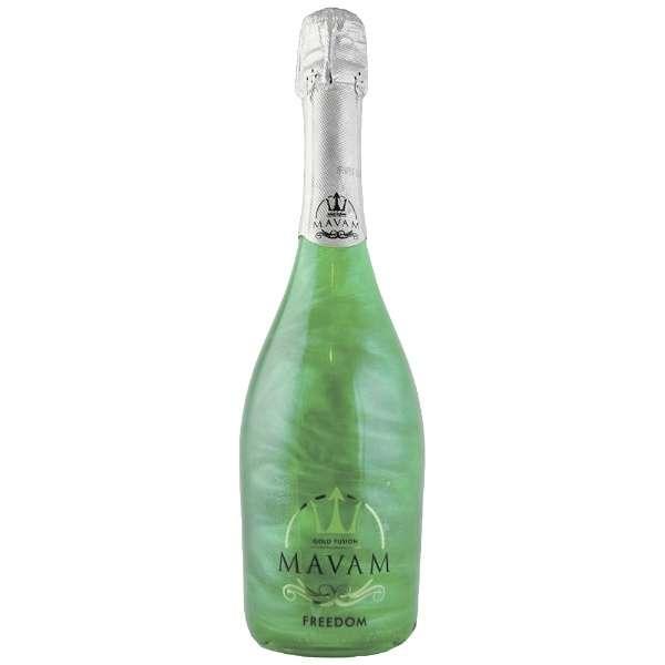 [ボトルを振ると美しいグラデーションに!!]マバム フリーダム 750ml【スパークリングワイン】