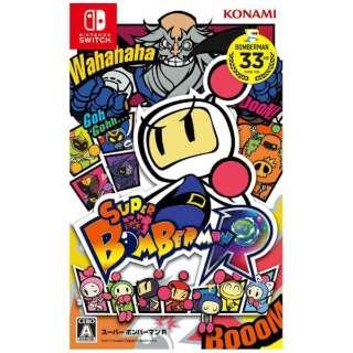 SUPER BOMBERMAN R【Switchゲームソフト】
