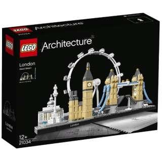 LEGO(レゴ) 21034 アーキテクチャー ロンドン
