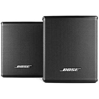 【SoundTouch 300専用】サラウンドスピーカーセット wireless surround speakers ブラック Virtually Invisible 300