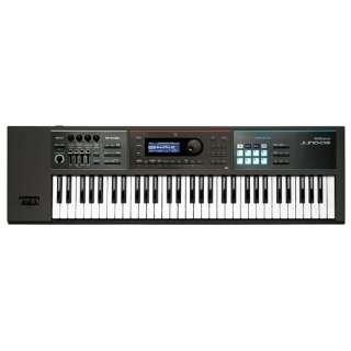 シンセサイザー(61鍵盤/ブラック) JUNO-DS61 【受発注・受注生産商品】