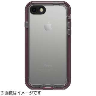 iPhone 7 Plus用 nuud Case パープル LIFEPROOF