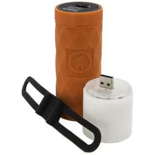 OT1351-O ブルートゥース スピーカー BUCKSHOT PRO オレンジ [Bluetooth対応 /防滴]