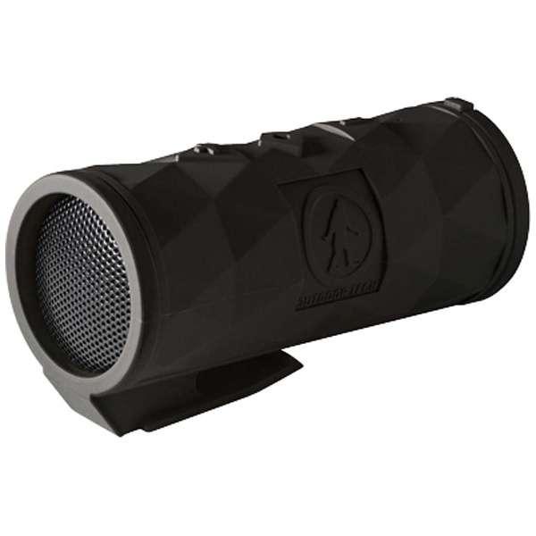 OT2301-B ブルートゥース スピーカー BUCKSHOT 2.0 ブラック [Bluetooth対応 /防滴]