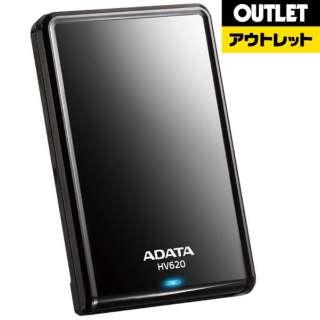 【アウトレット品】 AHV620-2TU3-CBK 外付けHDD ブラック [ポータブル型 /2TB] 【外装不良品】