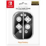 Joy-Con HARD COVER for Nintendo Switch ブラック【Switch】