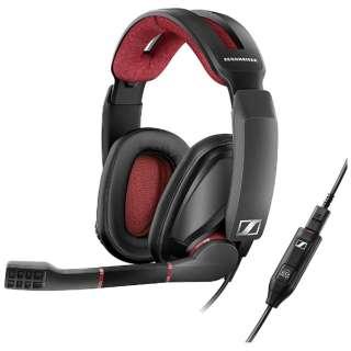 GSP 350 ゲーミングヘッドセット [USB /両耳 /ヘッドバンドタイプ]