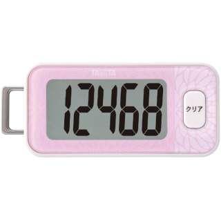 FB740-PK 歩数計 ピンク [装着フリー]