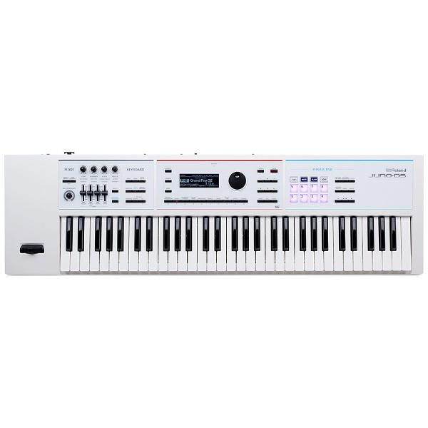 ローランド シンセサイザー JUNO-DS61 W 電子楽器