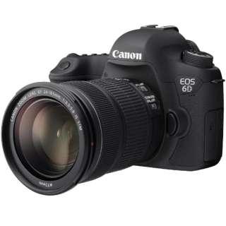 EOS 6D デジタル一眼レフカメラ EF24-105 IS STM レンズキット [ズームレンズ]
