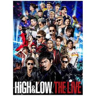 HiGH & LOW THE LIVE 初回生産限定盤 【ブルーレイ ソフト】
