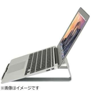 ノートPC・タブレット用アルミスタンド AS-NSBM01
