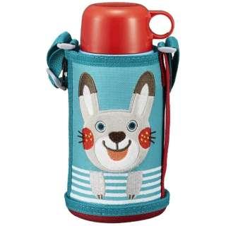 ステンレスボトル  「サハラ コロボックル」(0.6L) MBR-B06G-AR ウサギ