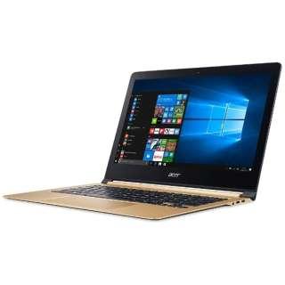 SF713-51-F58U/F ノートパソコン Swift 7 シェールブラック [13.3型 /intel Core i5 /SSD:256GB /メモリ:8GB /2017年2月モデル]