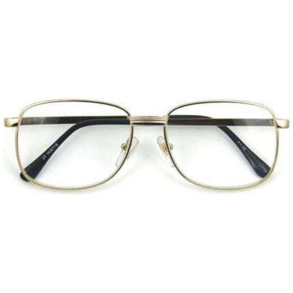 老眼鏡 スタンダードライン 23(ゴールド/+3.50)