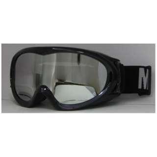 MT.HOOD MTG-213 1(ブラック/クリア×シルバーミラー)