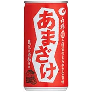 白鶴 甘酒 (190ml/30本)【甘酒】