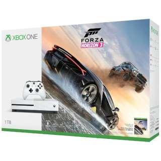 Xbox One S(エックスボックスワン エス) 1TB(Forza Horizon 3 同梱版) [ゲーム機本体]